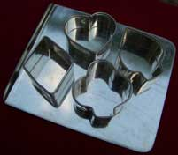 Children's Cookie Cutter Gift Set